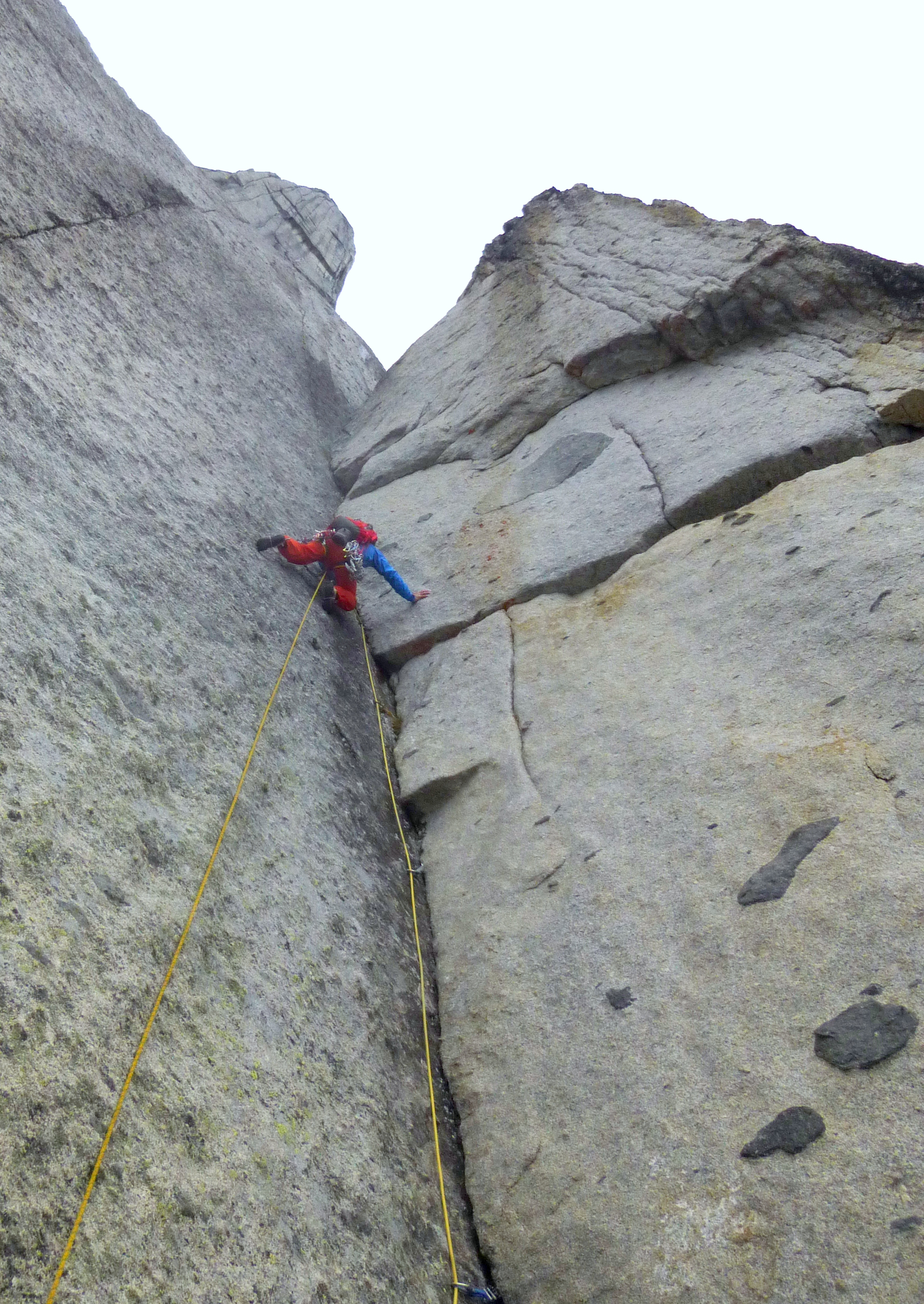 Cirque of the unclimbables finn mccann leading pitch 11 of the lotus flower tower izmirmasajfo