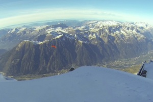 Wilki Summit Flight 1