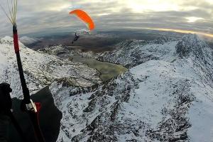 Finn Snowdon Flight
