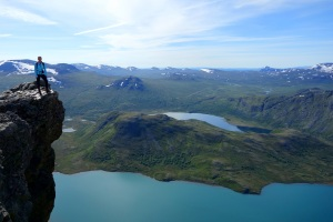 Lucy in the Jotunheimen